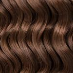"New deep wave colour 6, medum ash brown,  22"", (55cm long) 135gr."