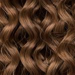 "Spiral weft colour 8, light ash brown,  22"", (55cm long) 135gr"