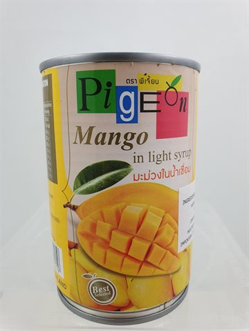 MANGO IN LIGHT SYRUP 425 gr