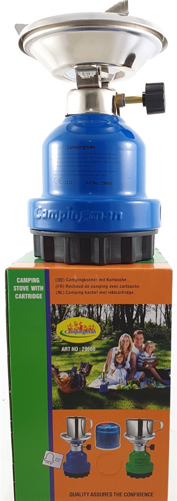 Camping Stove with Cartrige