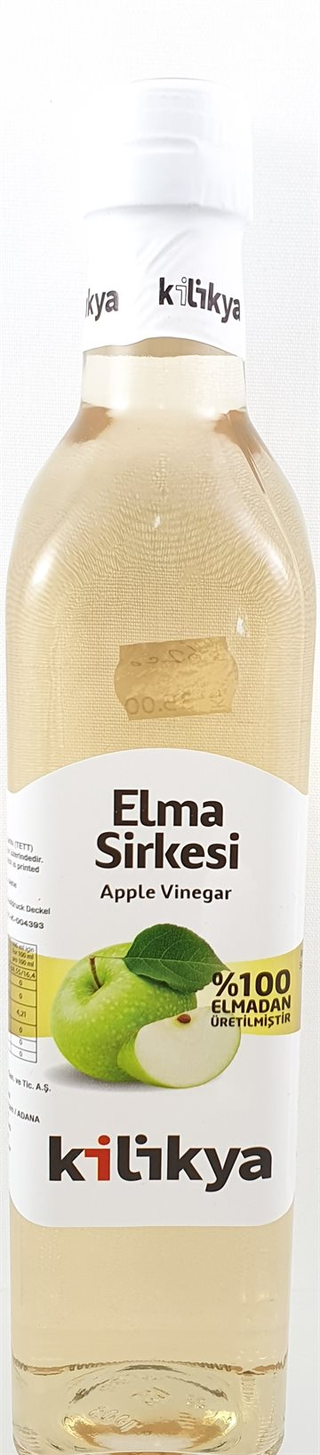 Apple Vinegar - Æble eddike 500ml Tyrkiet
