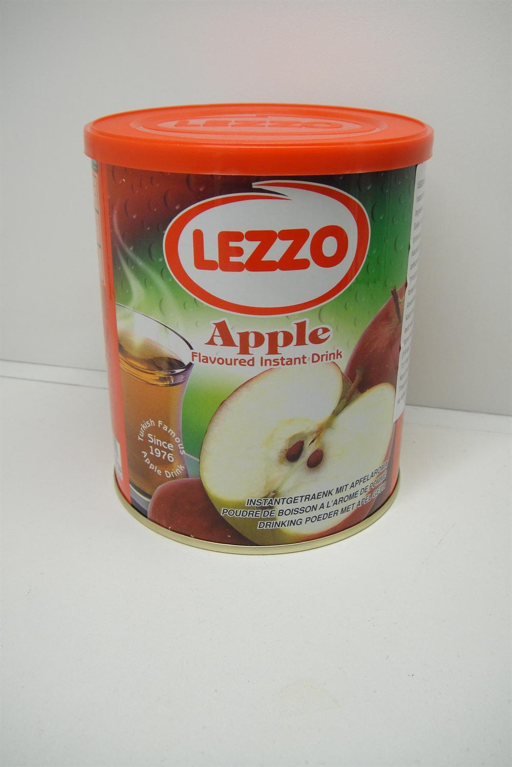 tyrkisk æble te pulver