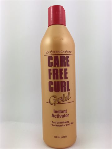 Care Free Curl- Instant Activator for Natural or curly hair 473ml