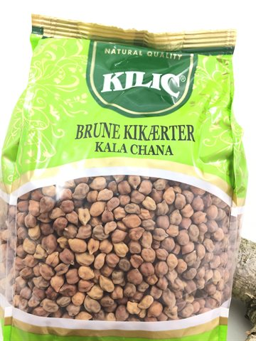 BROWN CHEACPEAS - KIKÆRTER BRUN- CALA CHANA 900g