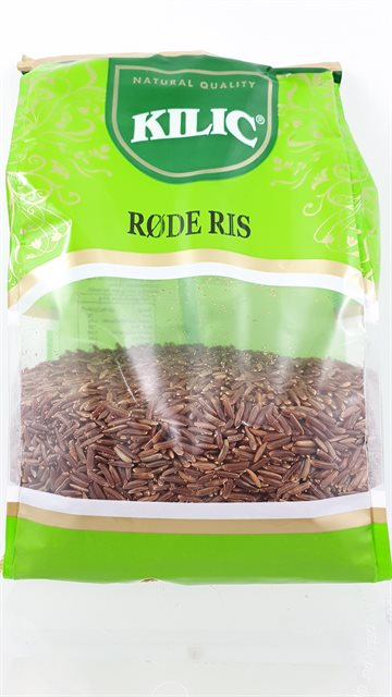 RED RICE - RØD RIS 500 g
