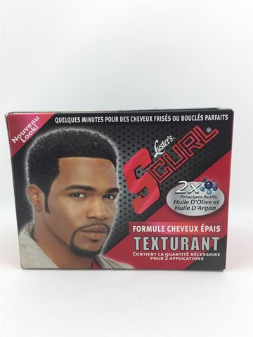 S.Curl Extra strength texturizer texturant