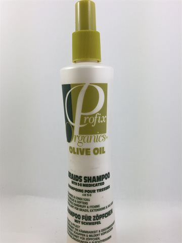 Profix Organcs Olive Oil Shampoo 355ml