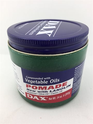 Dax Vegetabale oils pomade for hair care