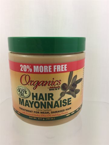 African Best Hair mayonnaise treatment for weak,damaged hair 426g,
