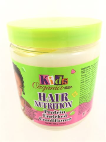 African's Best Kids organics hair Protein nutrition 426gr.