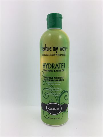 Texture My Way, Natural Hair Therapies - Hydrate 355 Ml