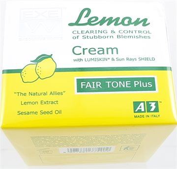 A3 Lemon Body Cream 150 ml.