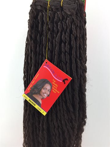 "100% Synthetic Dread Weaving 16"" (30 Cm length) Colour 4"