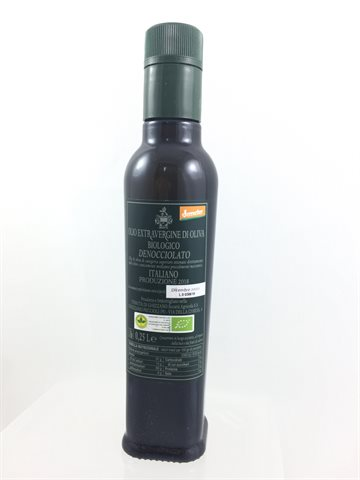 100% Extra Virgine & Biological, organic Olive Oil. 500 ml.Tuscani, Gizanoo. Italy