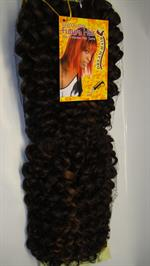 Weaving Style Excelent curl Weav color 4 - 2 X 20cm  in one pack