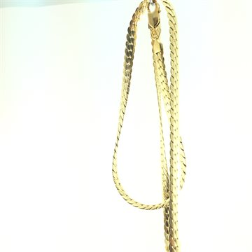 Chain (Kæde) Snack Jewelry for Men & Women 63cm