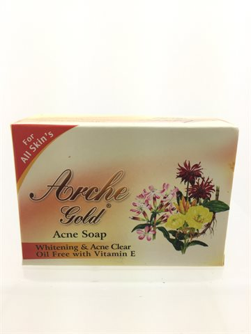 Anti acne Soap - Arche Gold 95 Gr