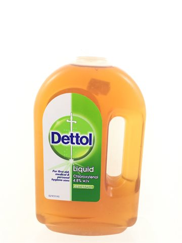 Dettol Liquid for first aid 750 ml.