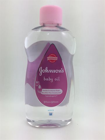 Johnson´s baby oil 500ml