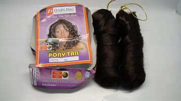 Hair - Synthetic Ponytail Darling Colour 33