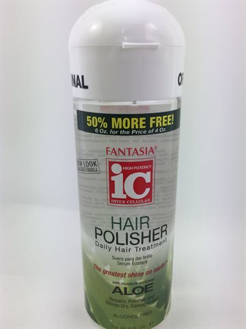 Hair polisher Fantacia IC With Aloe -  Dayly Hair Treatment 178 ml.