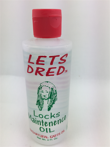 Lets Dred Locks Maintenance Locks oil 150g.