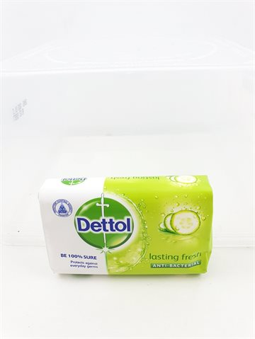 Dettol Soap - Be 100% sure Protects against everyday Germs (Sæbe 85 g)