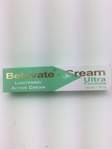 Betavate Cream Ultra Formula Lightning Active cream 50 Gr.