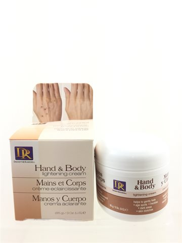 DR. Hand & Body Lightning Cream 85 Gr.