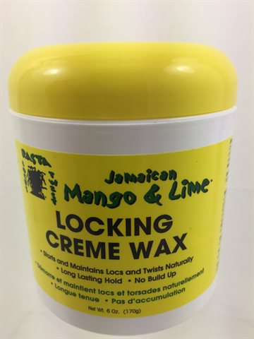 Jamaican's Mango & Lime Locking Creme Wax 170 gr