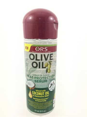 ORS Olive oil Heat Production Hair Serum 177 ml