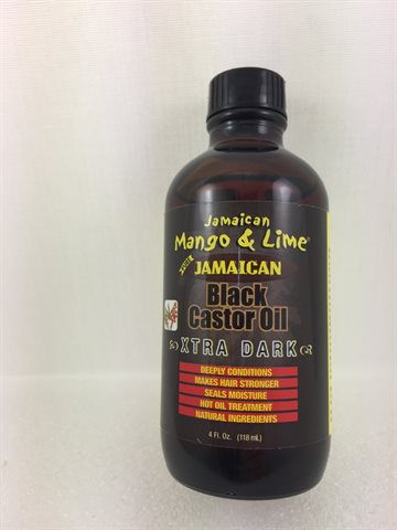 Jamaican's Black Castor oil Extra Dark 118ml (ricinusolie til hår)