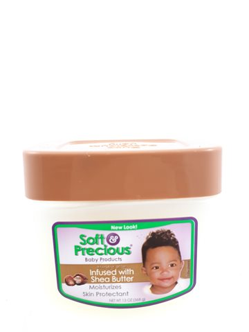 Soft & precious nersery jelly 368gr. Infused with Shea Butter