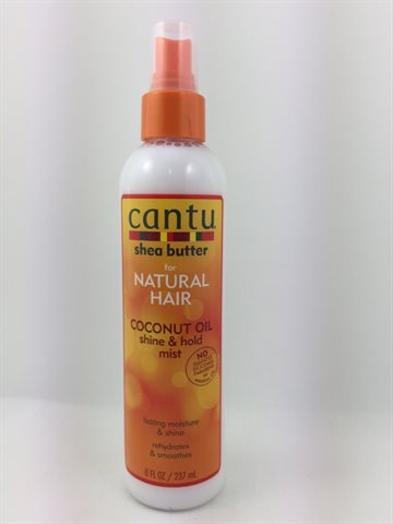 Cantu For Natural Hair Coconut Oil Shine & hold mist 237 ml