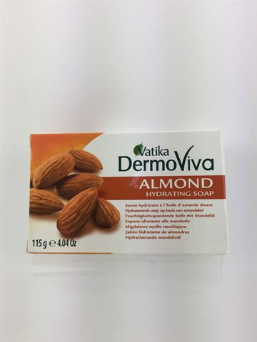 Vatika Almond Hydrating Soap