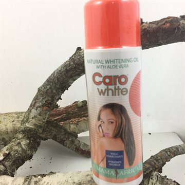 Caro White Natural whitning oil with Aloe Vera 125 ml