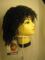 Wig (paryk) BW-343 colour Nr. #1 Jet Black 90gr.
