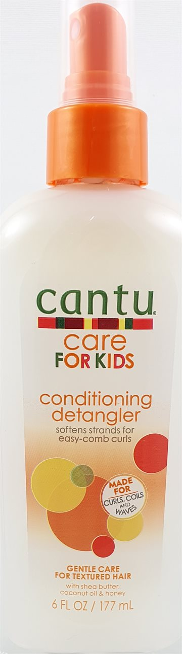 Cantu Shea Butter Care For kids. Conditioning Detangler 177 ml.
