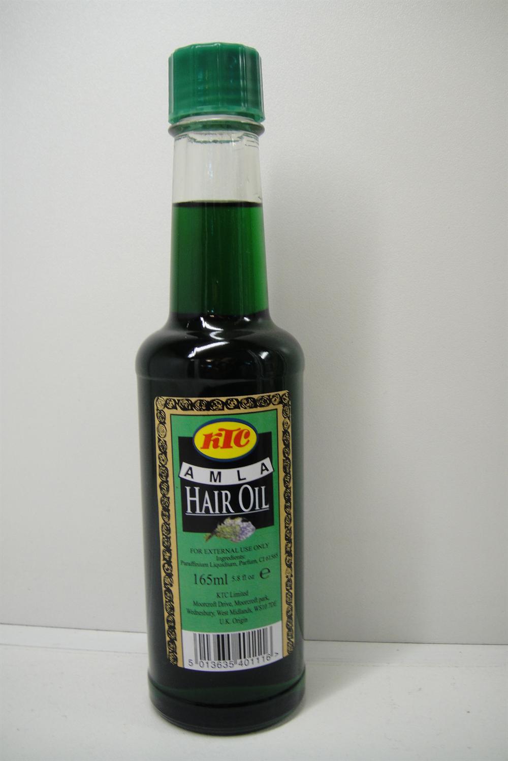oil til hår