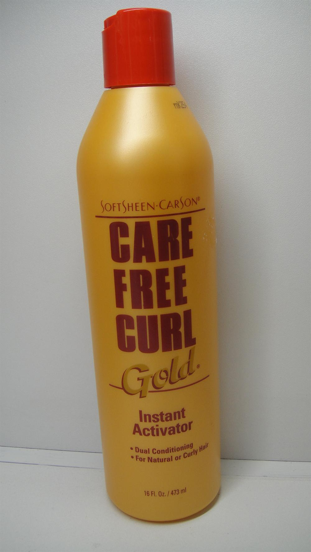 how to put in a care free curl