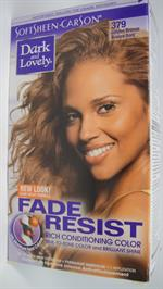 D & L Hair Color Natural Golden Bronze 379