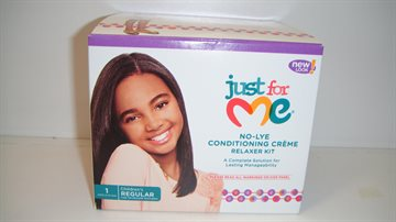 Just for me Creme relaxer Childrens Regular