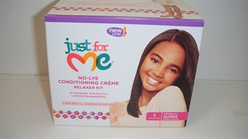 Just for me Creme relaxer childrens Coarse (super)