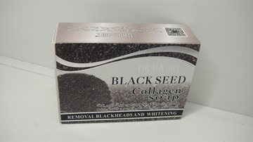 Dr. Rashel Black Seed Collagen Soap 130 Gr.