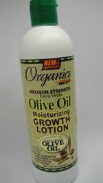 African Best Olive oil Moisturizing Growth Lotion 355ml