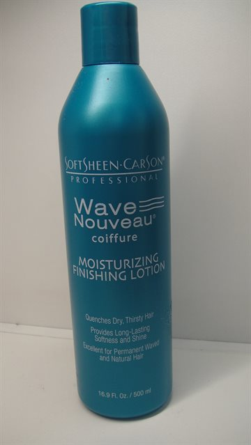 SoftSheen, Carson-wave Nouveau Moisturizing Finishing lotion 500 Ml