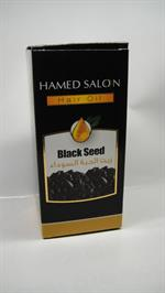 Black Seeds Hair Oil 125ml (UDSOLGT)