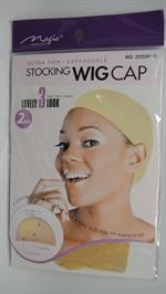 Hair cap Blonde (strømpe Hår Hue ) Stocking wig cap